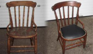 Перетяжка стульев на дому недорого в Королёве
