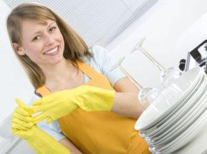 Мойка посуды на дому в Королёве
