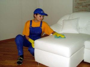 Чистка мебели на дому в Королёве