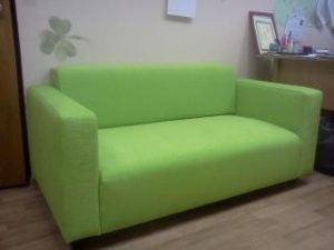 Замена поролона в диване в Королёве